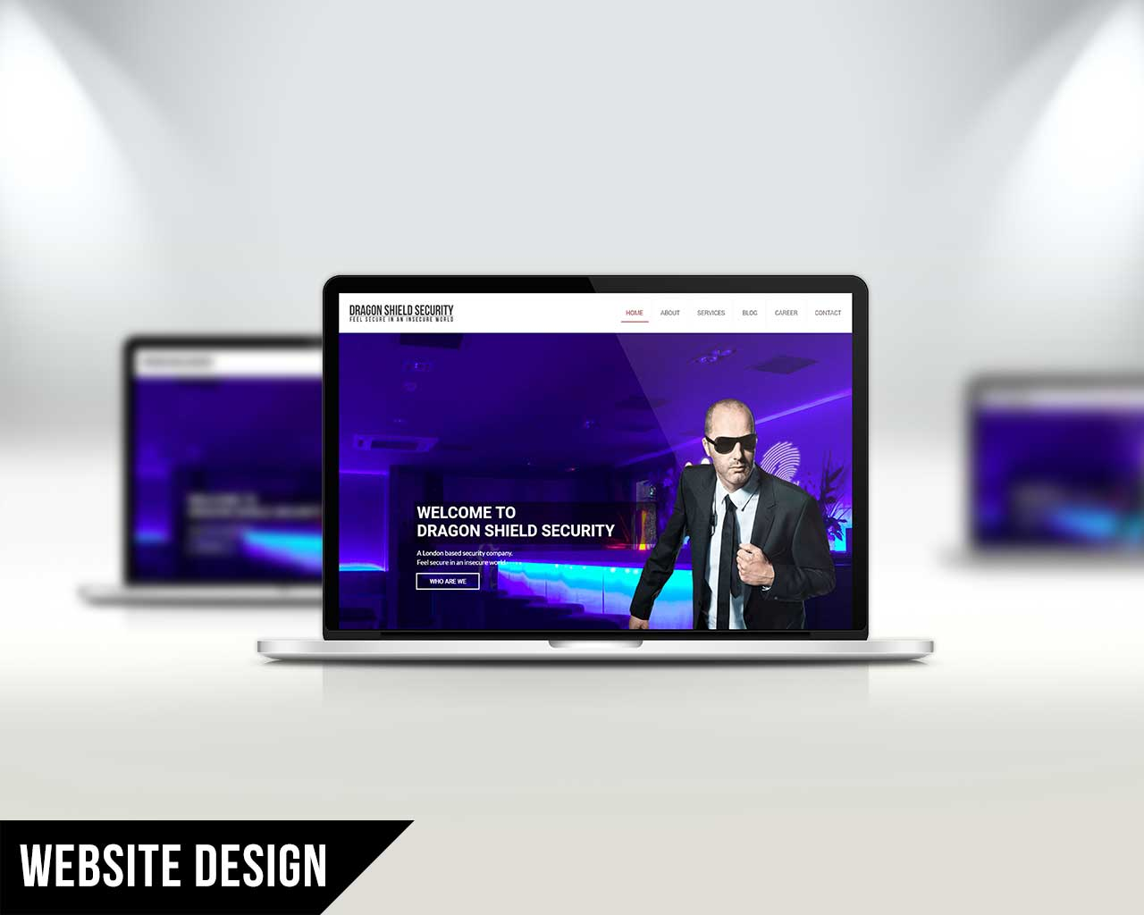 Dragon Shield-Security -Website