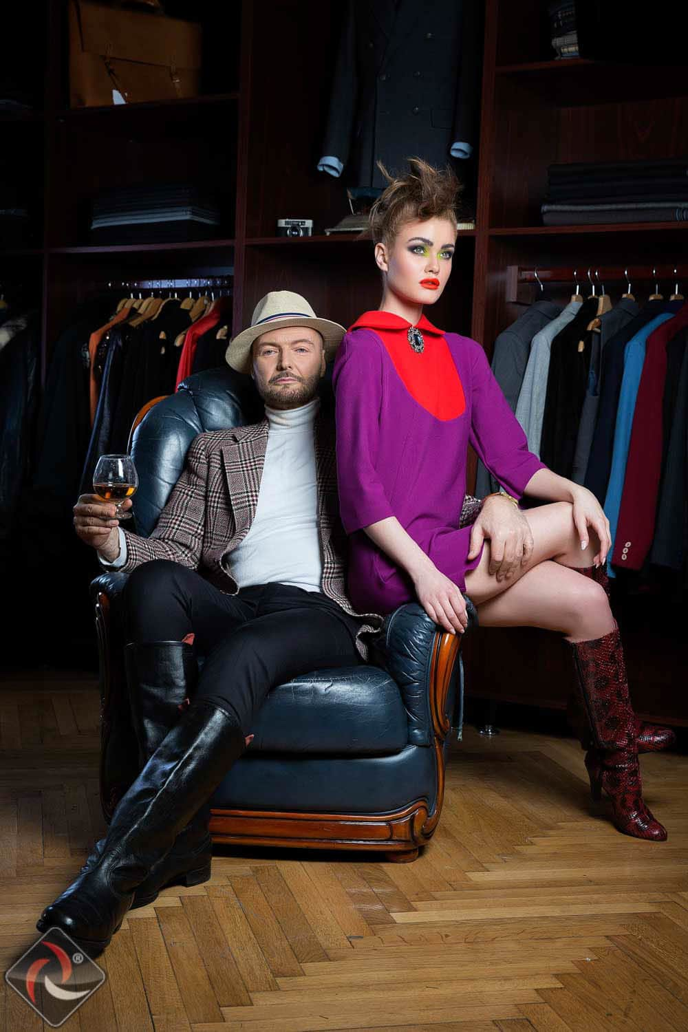 Luxury Couple - Modeling Photoshoot