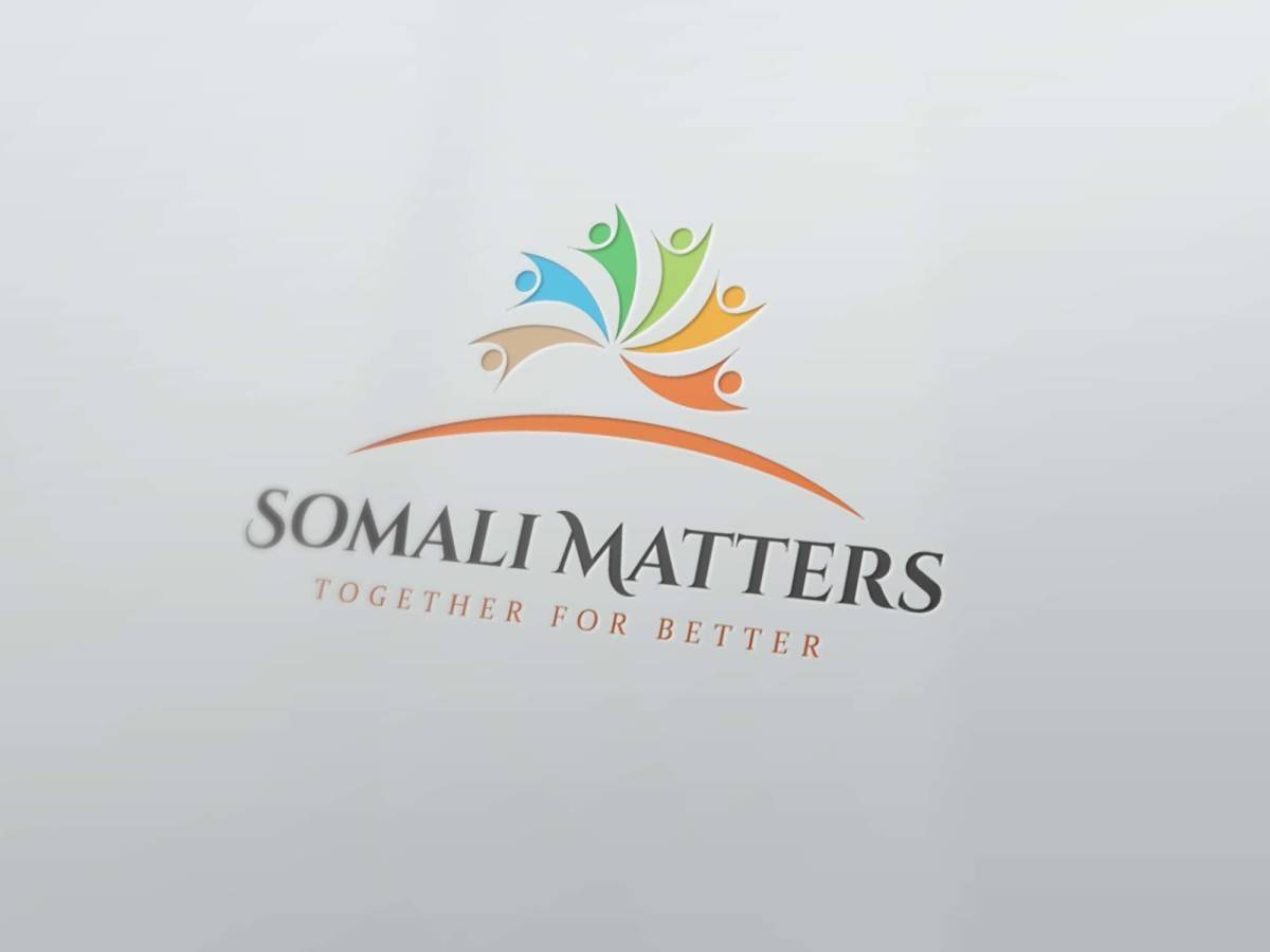 somali matters - Logo design